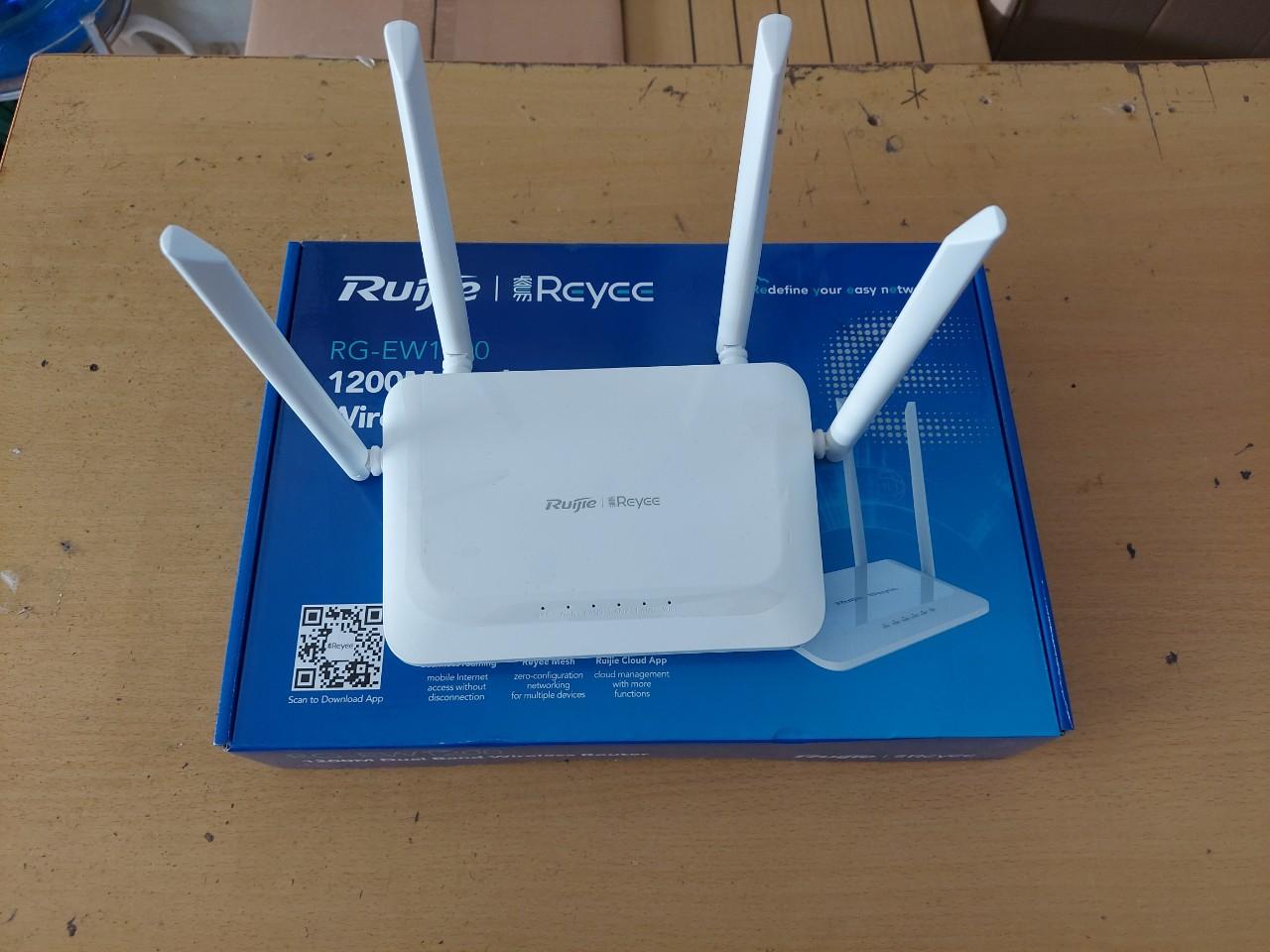 Bộ phát Wifi Router RUIJIE RG-EW1200G