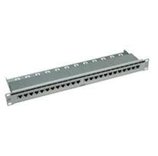 Nexans N500.202 Thanh đấu nối cáp Patch Panel Essential-5 Cat5e 24 cổng