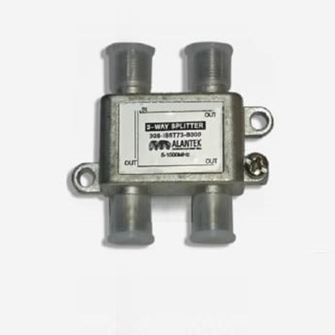 Bộ chia ALANTEK 308-ISPV03-0000 3 Way CATV Indoor Splitter