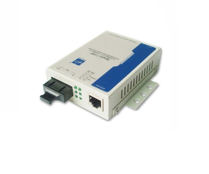 Bộ chuyển đổi quang điện 3Onedata MODEL1100-S-SC-20KM