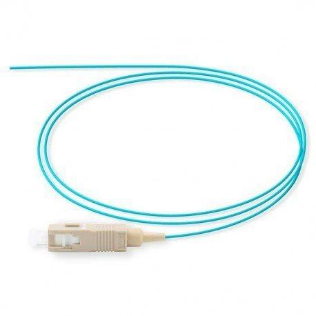 CommScope FBXSCUC11-MXM001 / 2105007-2 SC-SC Pigtail, OM3, LSZH, 2m