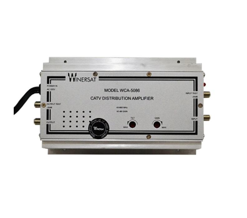 Bộ khuếch đại truyền hình cáp Winersat WCA-5086