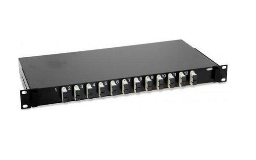 Hộp phối quang ODF 24FO CommScope 4-1206138-4 Multimode OM3