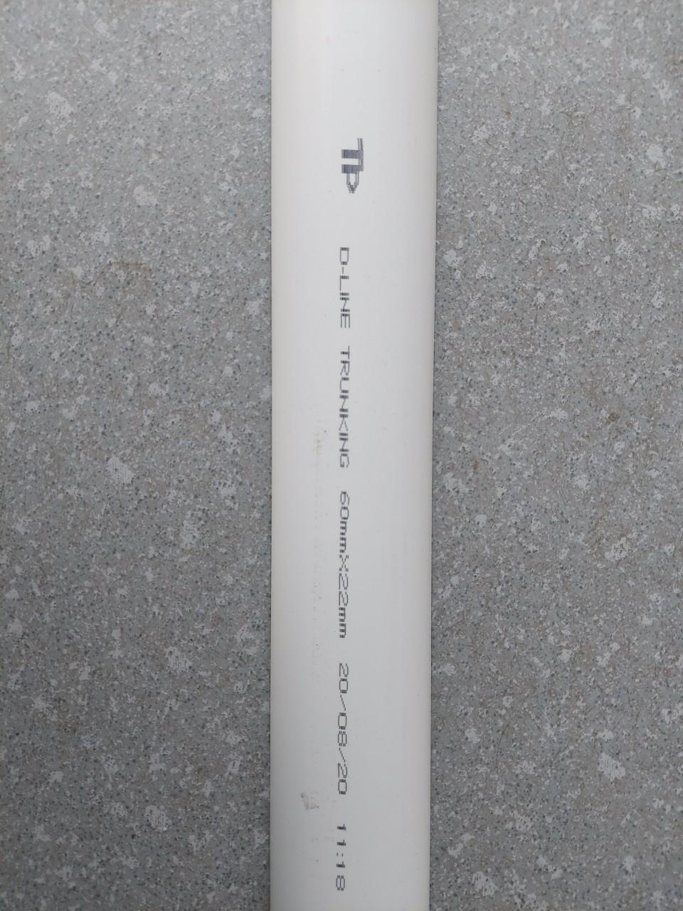 Ghen bán nguyệt, nẹp sàn bán nguyệt D60 60x22 TIẾN PHÁT