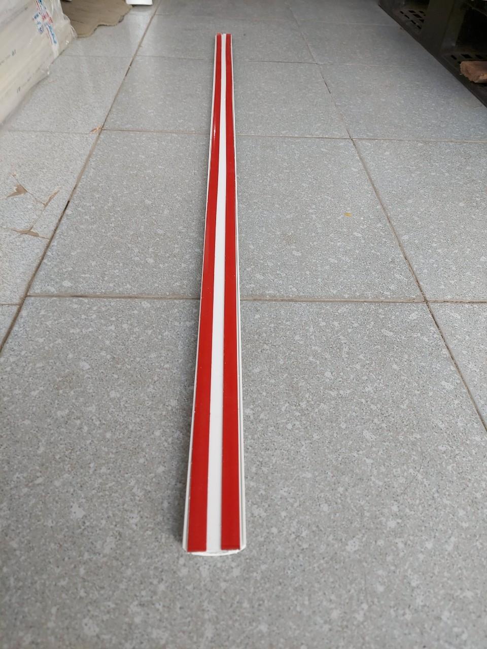 Ghen bán nguyệt, nẹp sàn bán nguyệt D40 40x16 TIẾN PHÁT