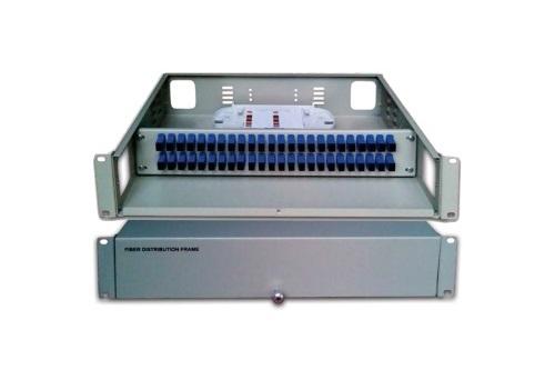 Hộp phối quang ODF 48FO, 48 core, 48 port ODF-RF48 Multimode