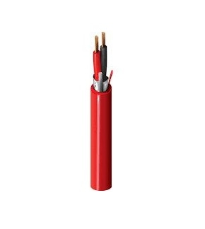 Dây cáp báo cháy 14AWG 1 pair (2x2.5mm2) BELDEN 5100FL