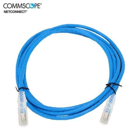 Dây nhảy mạng Cat6 3m (10FT) CommScope NPC06UVDB-BL010F