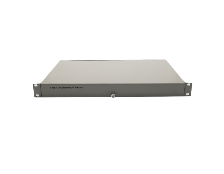 Hộp phối quang ODF 16FO, 16 core, 16 port ODF-RF24 Single mode