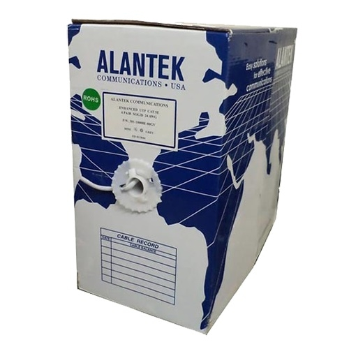 Cáp mạng alantek - thương hiệu cáp mạng tốt nhất thị trường hiện nay
