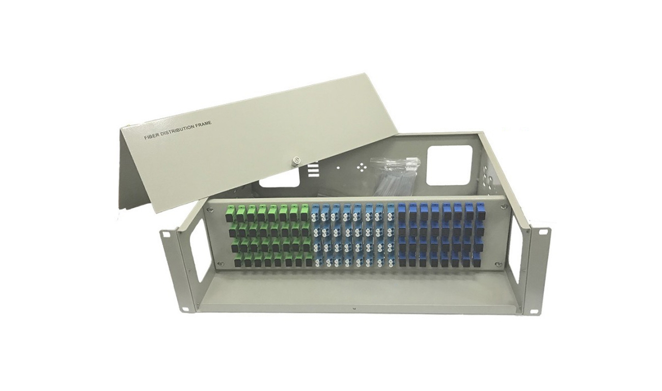 Hộp phối quang ODF 96FO, 96 core, 96 port ODF-RF48 Multimode
