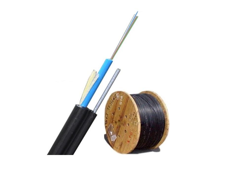 Cáp quang 4FO VINACAP Singlemode 4 Core, 4 sợi, 4 lõi treo ống lỏng