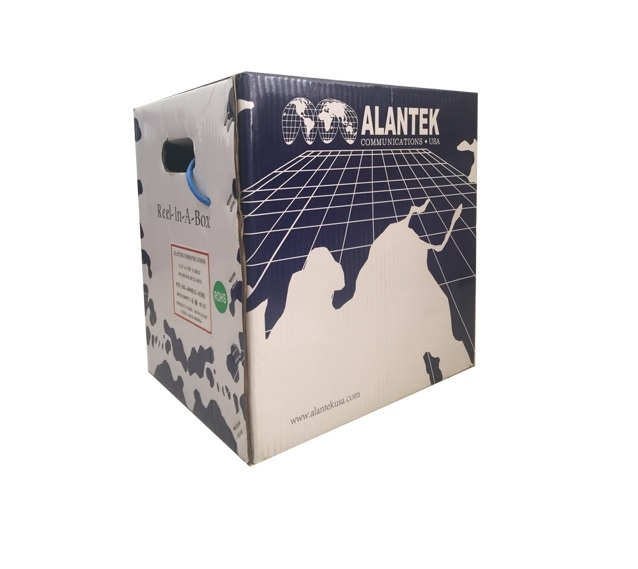 Cáp mạng ALANTEK Cat6 UTP 4 pair 24AWG 301-600851-03BU