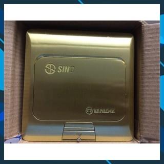 Ổ cắm âm sàn SINO P001/1/DO/A mạng Lan, điện thoại