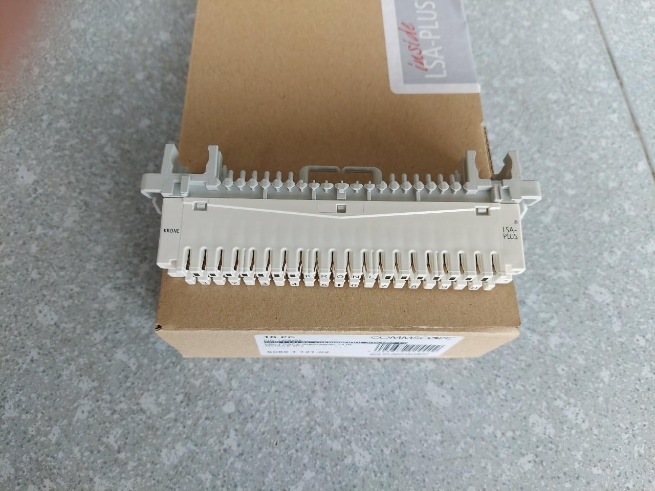 Phiến đấu dây KRONE 6089 1 121-02 COMMSCOPE 1349256
