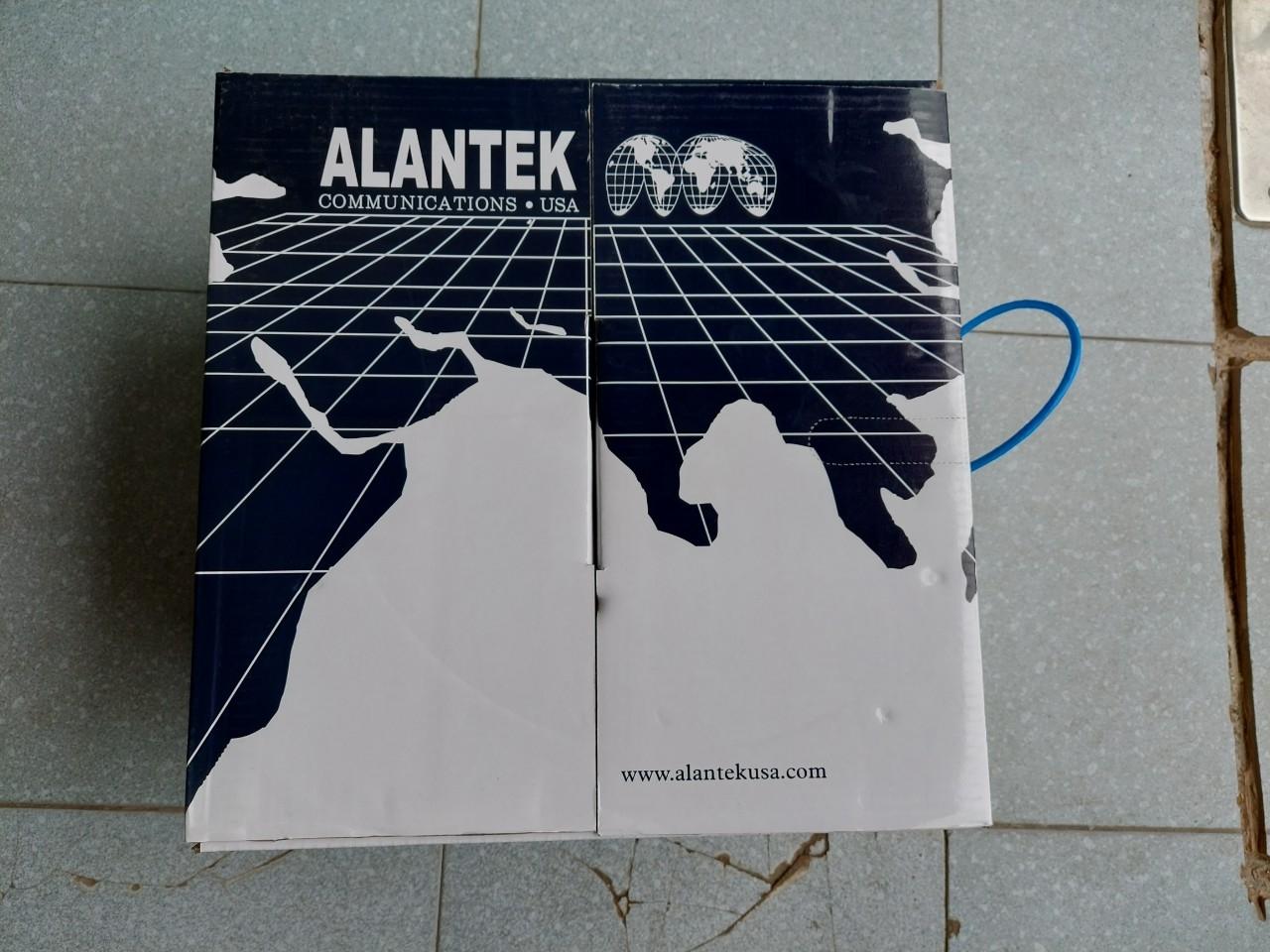 Cáp mạng ALANTEK Cat6 UTP 4 pair 301-6008LG-03BU