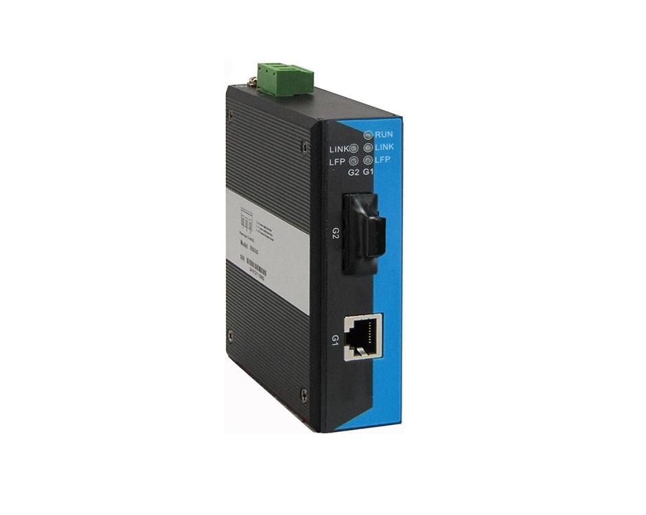 Converter quang công nghiệp UPCOM IMC201-S-20 Gigabit 1Gbps Singlemode