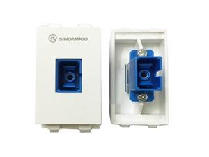 Nhân ổ cắm quang, hạt đầu nối Adapter quang SC/UPC singlemode