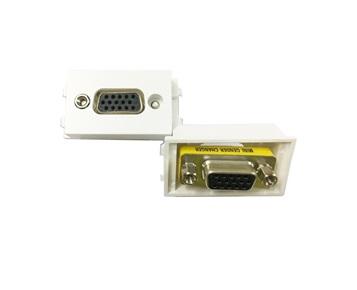 Nhân ổ cắm VGA, đầu nối VGA Wallplate âm tường, âm sàn