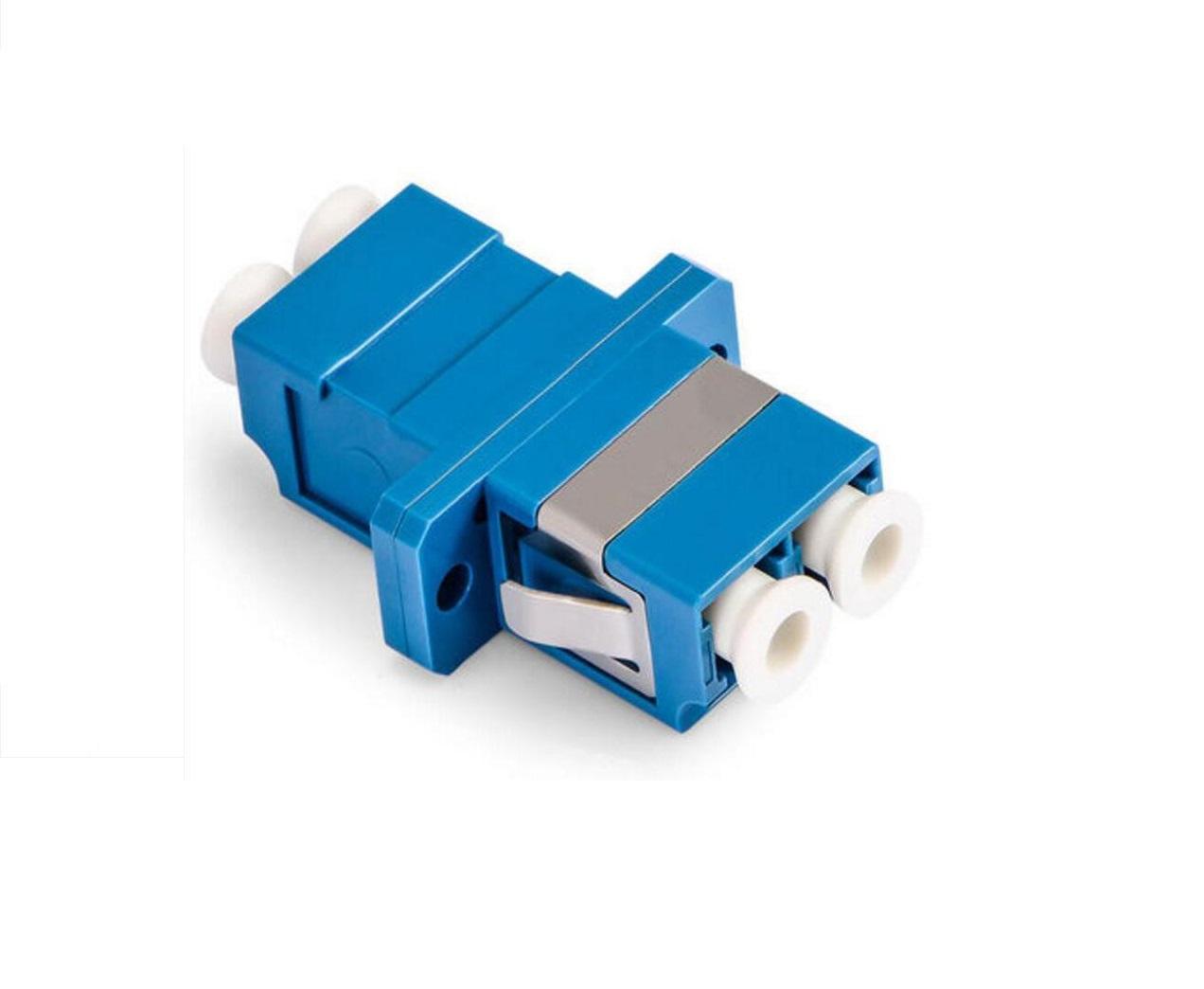 Đầu nối quang LC - Adapter quang LC/UPC duplex Singlemode