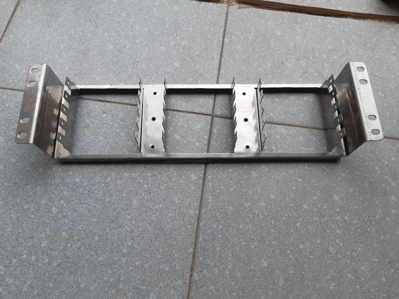 Giá đỡ phiến Krone MDF Rack 150 đôi, 150 pair, 150x2
