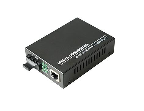 Converter quang UPCOM MC201-M-2 (10/100/1000M, Multimode)